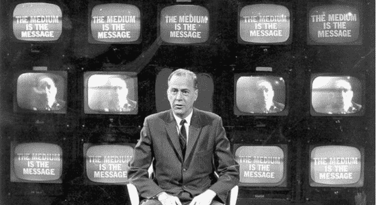 picture of Marshall McLuhan