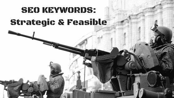 SEO keyword strategies